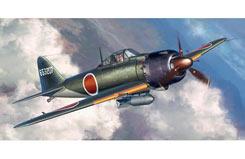 1:72 Mitsubishi A6M5A Zero Fighter - ha2019