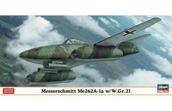 1:72 Messerschmitt Me262A-1A W/W.Gr - ha2021
