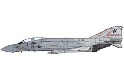 1:72 F-4S Phantom II Vf-301 Devil'S - ha2023