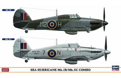 1:72 Sea Hurricane Mk.Ib/Mk.IIc - ha2025