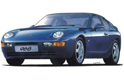 1:24 Porsche 968 - ha20259