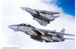 1:72 F-14A Tomcat Vf-211 Iraqi - ha2040