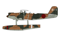 1:72 Kawanishi E7K1 Type 94 - ha2045