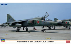 1:72 Mitsubishi F-1 'Sea Camouflage - ha2046