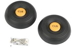 1/4 Scal Cub Wheels - han311