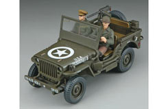 1/48 Jeep Willys Mb - hax4812