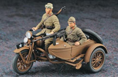 1/48 Type 97 Sidecar - hax4816