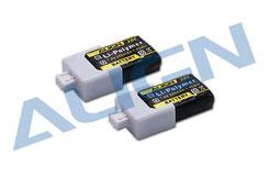 150 7,4v 250mAh 30c LiPo Battery - hbp02501