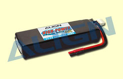 Lipo Battery 11.1V 3S1P 2250Mha 30C - hbp22502