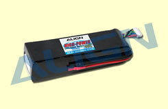 6S 22.2V 2600 40C Lipo - hbp26001
