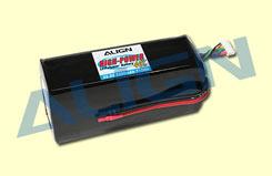 6S2P 22.2 Volt 5200Mha Lipo - hbp52001t