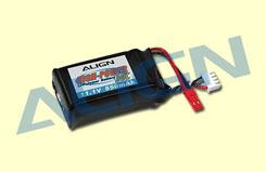 Lipobattery 11.1V 3S1P 850Mha - hbp85001