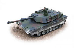 HE 1/16 Premium Label M1A1 Abrams - he0711