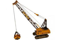 1.12 R/C Crawler Crane - he805