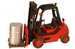 Hobby Engine Fork Lift Truck - he809
