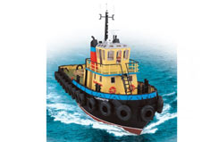 1/36 Southampton Tug Boat - he901