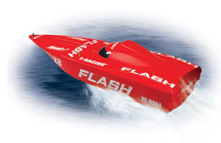 1:25 R/C Flash Speed Boat Hobby - he904