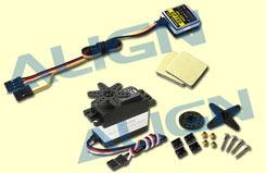 GP780 Gyro + DS650 Servo - heg78005t