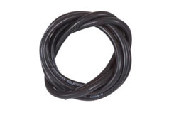 HFL2056 16G Black Silicon Wire (1me - hfl2056