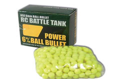 Box Of 200 Bb Pellets - hl200