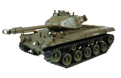 Hen Lon 1/16 RC Walker Bulldog Tank - hl3839
