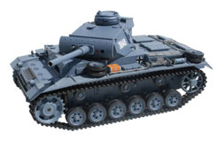 1:16 Panzer III Bb Battle Tank - hl3848
