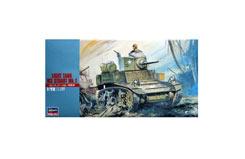 Hasegawa 1/72 M3 Stuart Mk1 Kit - hmt03