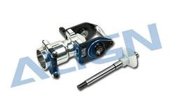 700N Metal Tail Gearbox Assy - hn7053t