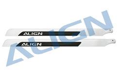 690Mm Carbon Blades - hn7061t