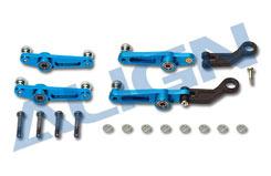 Metal Control Lever Set Blue - hs1215-72
