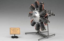 1/8 Le Rhone 110Hp Engine - hsp294