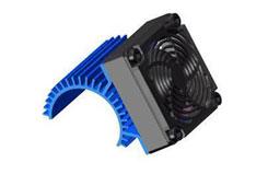 EZRUN Heat Sink with Fan - hw86080120