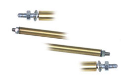 Propeller Shaft 250Mm Double 4&4Mm - i-sb12-250
