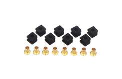 Servo Grommets (Mini)(Pack 8) - jrc425