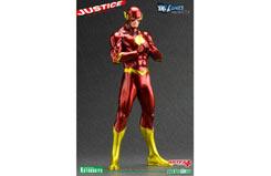 The Flash New 52 Artfx 1/10 Statue - ksv79