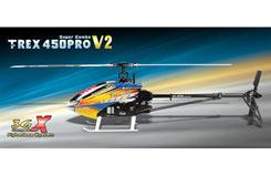 T Rex 450 Pro Super Combo V2 3Gx - kx015080t
