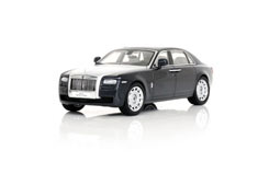 Kyosho 1/43 Rolls-Royce Ghost DT - ky05551tg
