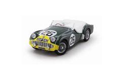 1/18 Triumph TR3S LM'59 Green/Yell - ky8033b