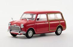 Kyosho 1/18 Morris Mini Traveller - ky8195r