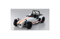 1/18 Caterham Super 7 Jpe Cycle - ky8225w