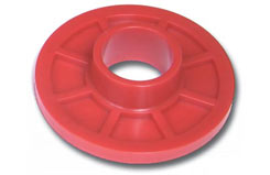 Start Wheel-Red (Car)125Mm Diameter - l-apr012