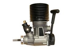 DHK .21 Pull Start Engine (SG Shaft - l-dhkh119