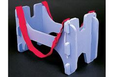 Blue Foam Carry Cradle - l-ip225