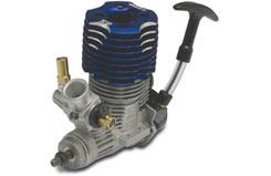 O.S. Max 12TG-X w/12E Carburettor - l-os11383