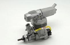 O.S. GGT10 Petrol w/E-3071 Silencer - l-os3a400