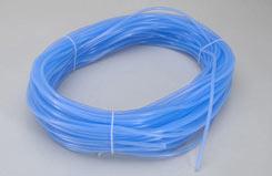 3/32inch Bore Silicone Blue - 1M - l-st89r-blue