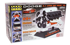 1/6 Dodge 6.1L SRT Hemi V8 Engine K - ln11071