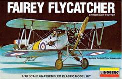 1:48 Fairey Flycatcher British Navy - ln408