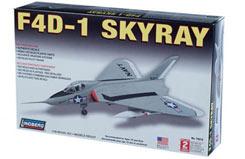 Lindberg 1/48 Skyray F-F4D-1 Kit - ln70212