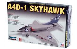 Lindberg 1/48 A4D Skyhawk Kit - ln70507